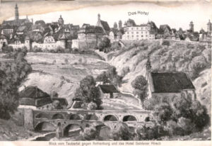 History – Hotel Goldener Hirsch